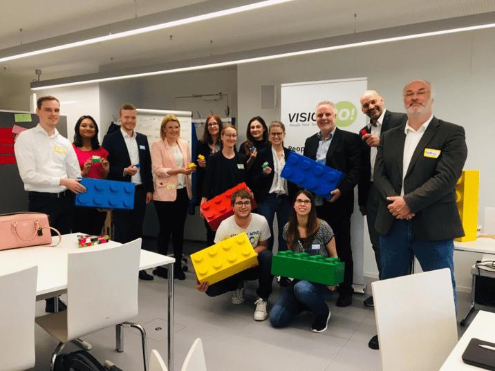 Vision10! Workshop an der Leuphana-Universität Lüneburg